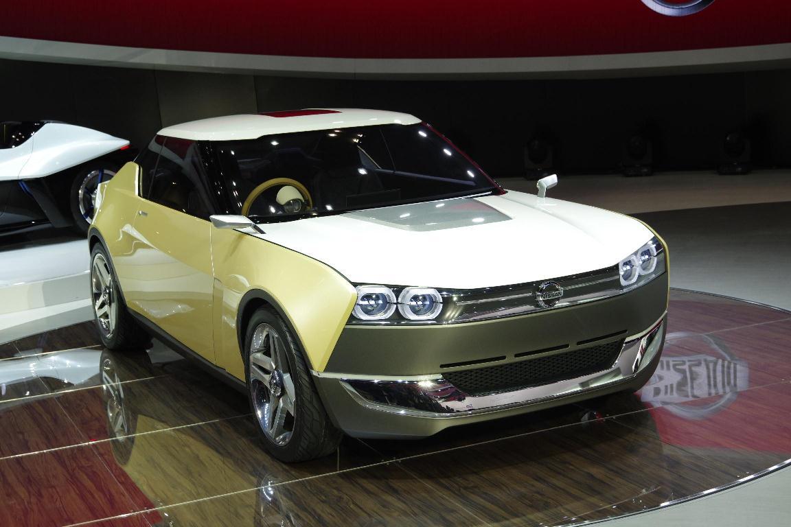 Salon de Tokyo 2013 - Nissan iDX FreeFlow