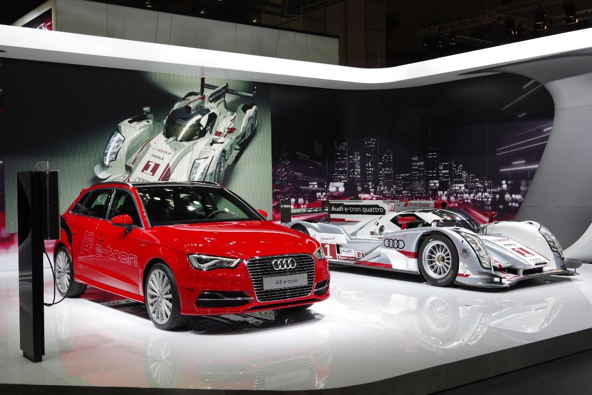 Salon de Tokyo 2013 - Audi A3