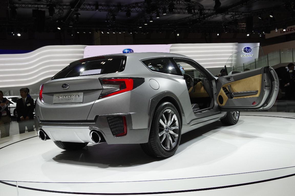 Salon de Tokyo 2013 – Subaru CrossSport