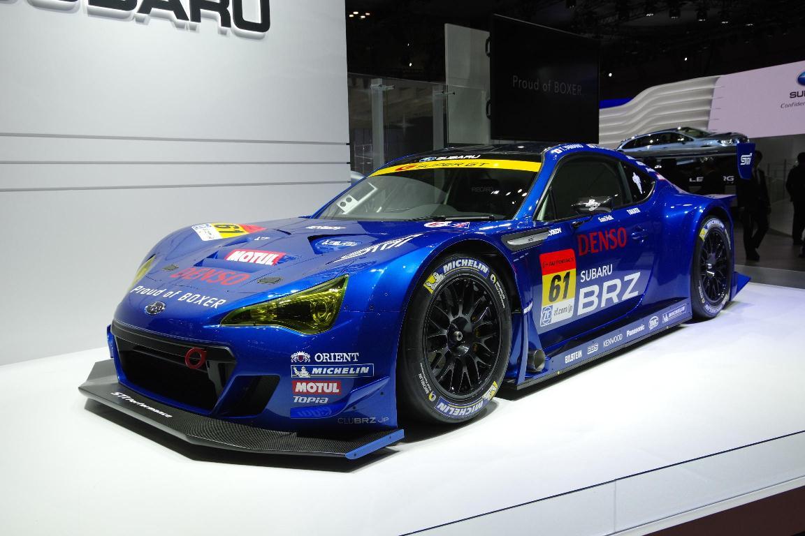 Salon de Tokyo 2013 – Subaru BRZ