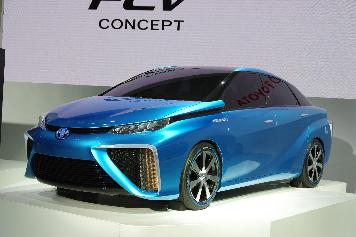 Salon de Tokyo 2013 – Toyota FCV Concept