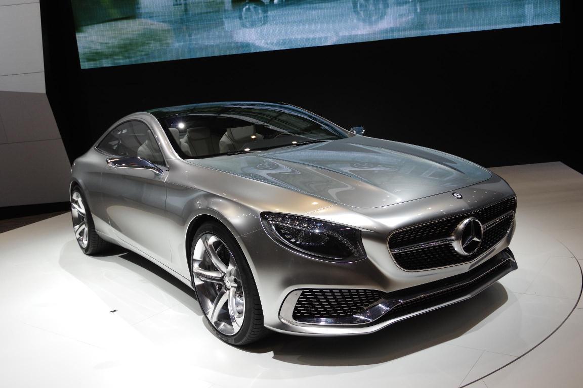 Salon de Tokyo 2013 – Mercedes Class S Concept