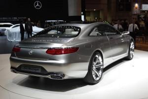 Salon de Tokyo 2013 - Mercedes Class S Concept