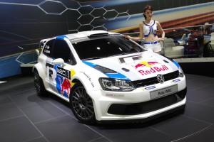 Salon de Tokyo 2013 - VW Polo WRC Sébastien Ogier