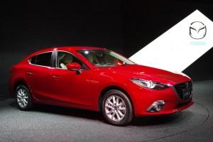 Salon de Tokyo 2013 - Mazda 3