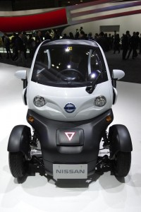 Salon de Tokyo 2013 - Nissan