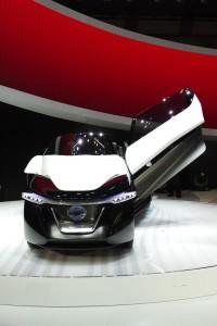 Salon de Tokyo 2013 - Nissan BladeGlider Concept