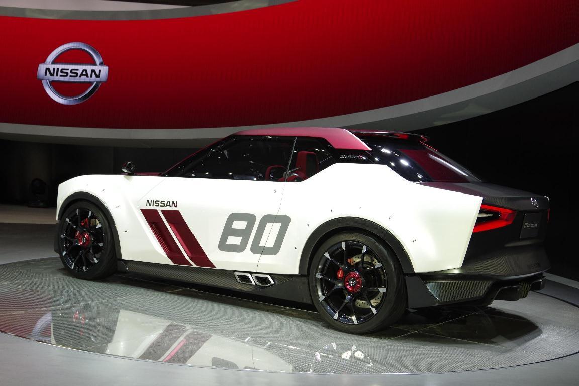 Salon de Tokyo 2013 – Nissan iDX Nismo