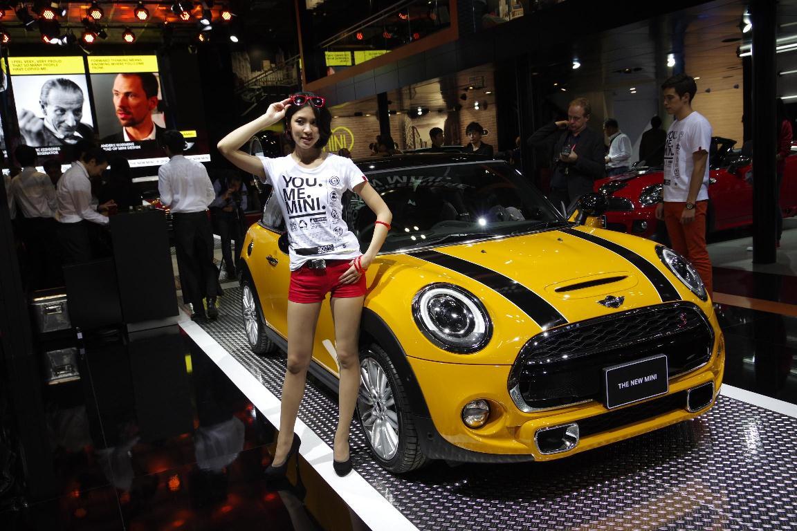 Salon de Tokyo 2013 – Mini
