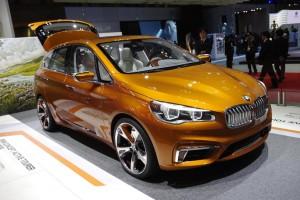 Salon de Tokyo 2013 - BMW Active Tourer Concept