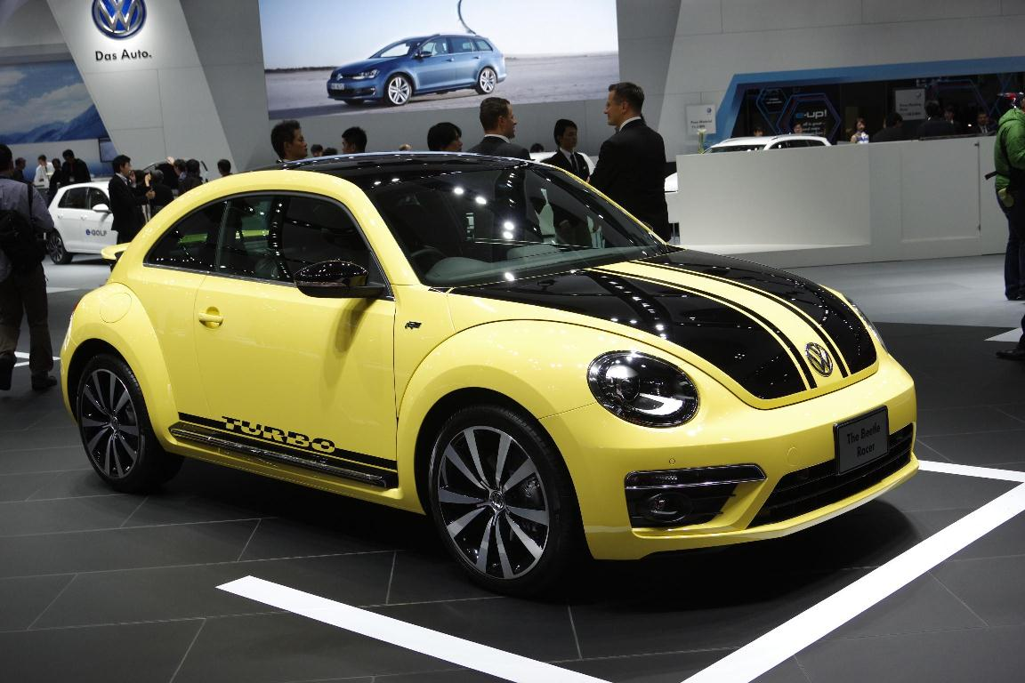 Salon de Tokyo 2013 – VW Beetle