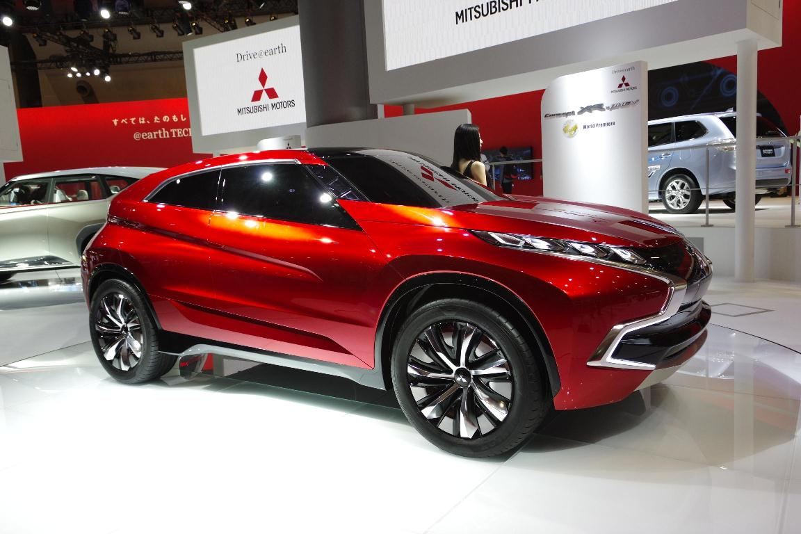 Salon de tokyo 2013 mitsubishi concept xr phev automotiv press - Concept salon de the ...