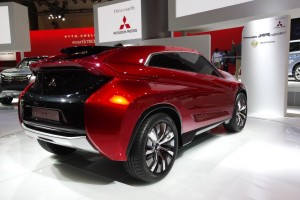 Salon de Tokyo 2013 - Mitsubishi Concept XR-PHEV
