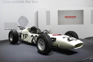 Salon de Tokyo 2013 - Honda F1 RA271 1964