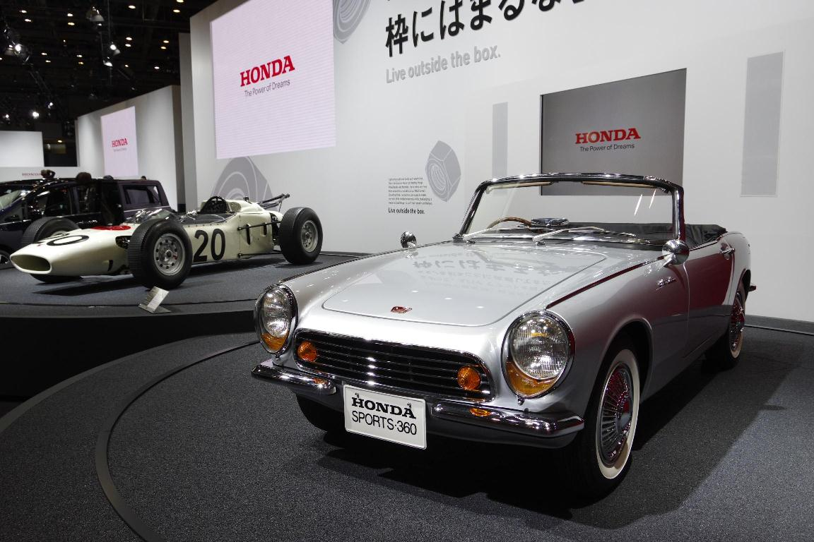 Salon de Tokyo 2013 - Honda S360