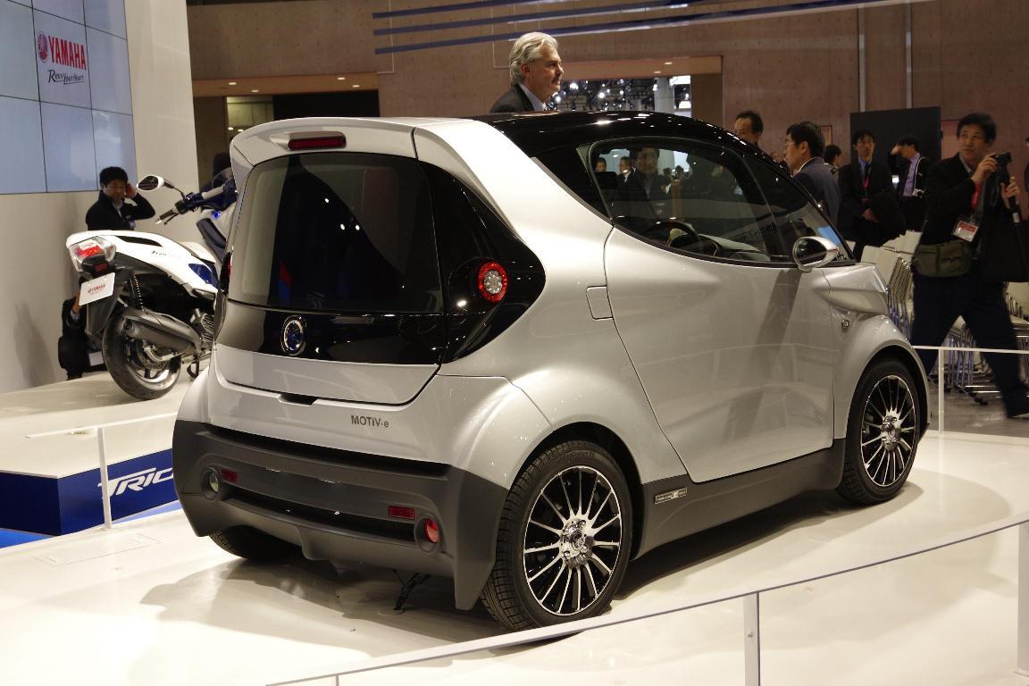 Salon de Tokyo 2013 – Yamaha Concept Motiv.e