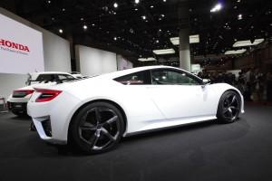 Salon de Tokyo 2013 - Honda NSX Concept