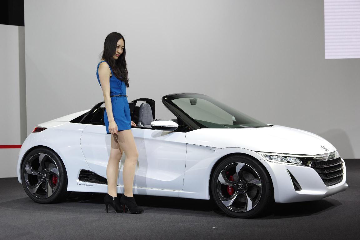 Salon de Tokyo 2013 - Honda S660 Concept