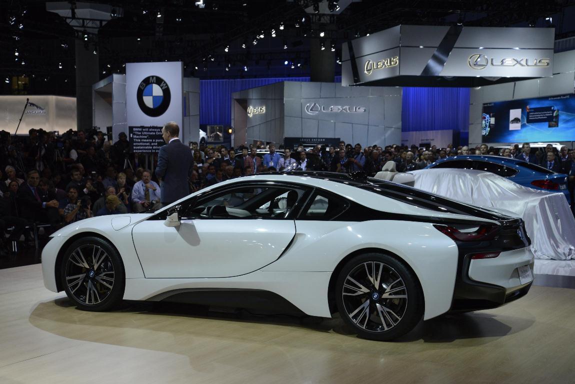 Los Angeles Auto Show 2013