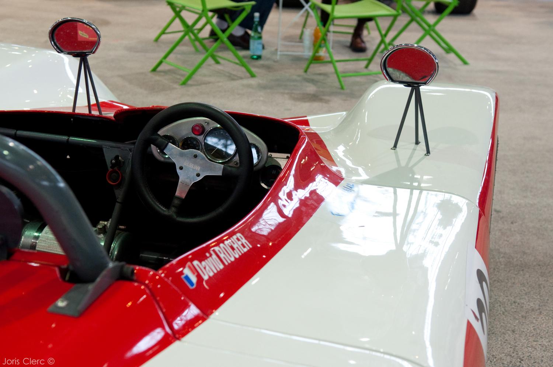 Epoque Auto 2013 - Joris Clerc - Autodiva
