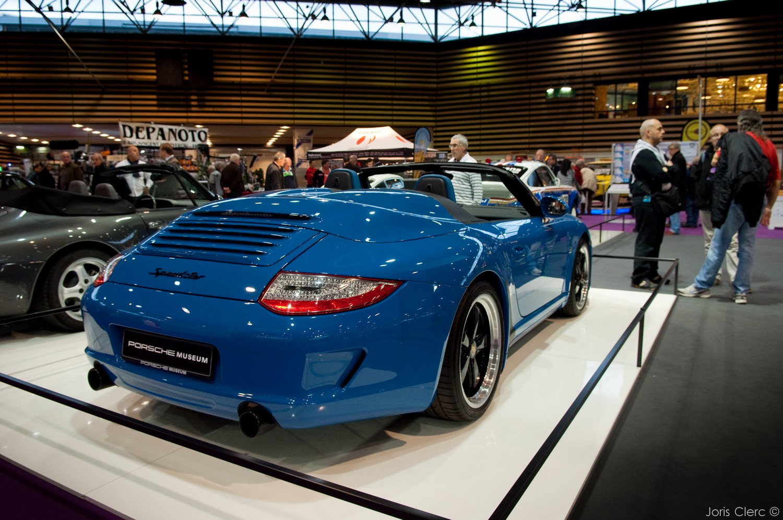 Epoque Auto 2013 – Joris Clerc – Porsche 911