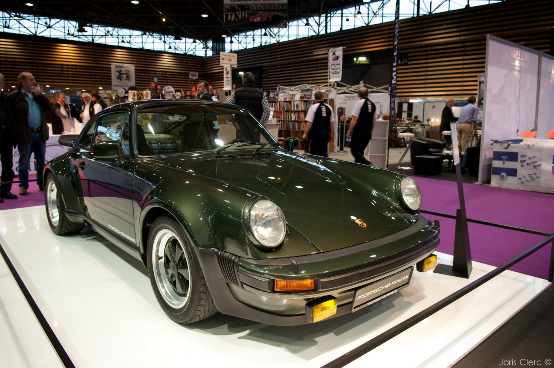Epoque Auto 2013 – Joris Clerc – Porsche 930 turbo