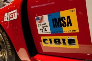 "Epoque Auto 2013 - Joris Clerc - Porsche 935 ""Moby Dick"""