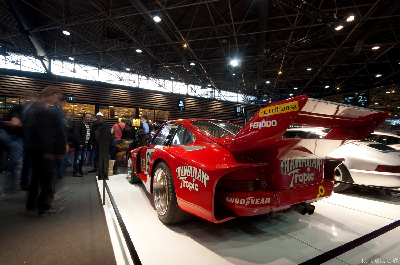 "Epoque Auto 2013 – Joris Clerc – Porsche 935 ""Moby Dick"""