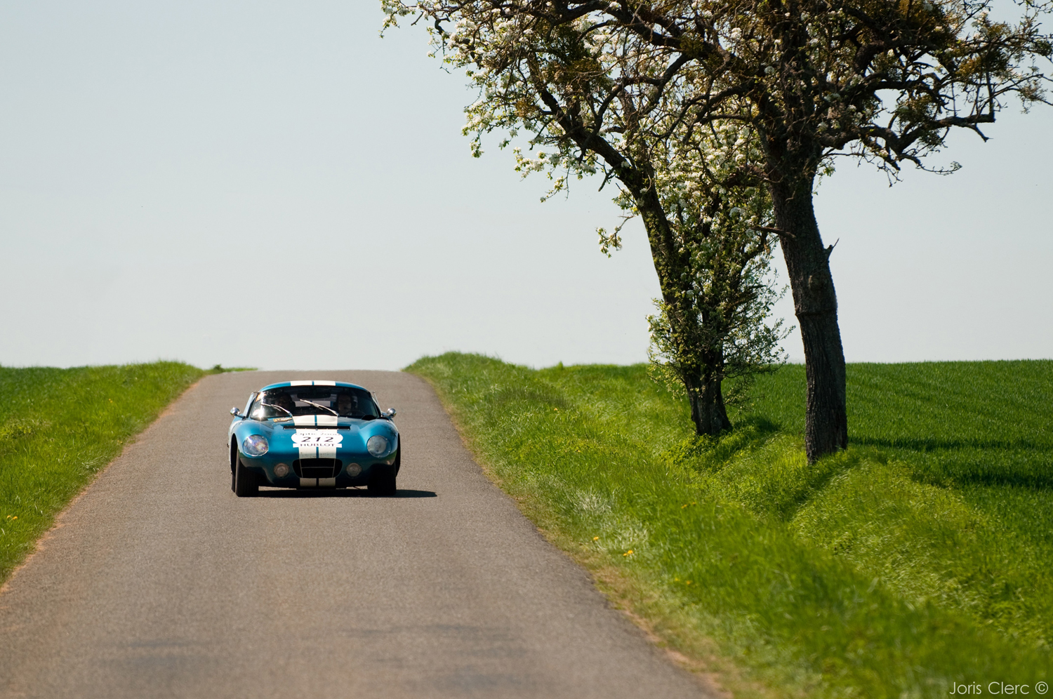 Tour Auto 2013 Optic 2000 – Joris Clerc – AC Cobra Daytona