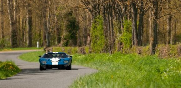 La photo du jour… par Joris Clerc, Tour Auto 2013