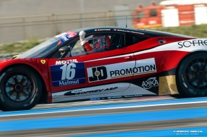 GT Tour 2013 - Sofrev Barthez/Moulin Traffort - Laurent Briffa