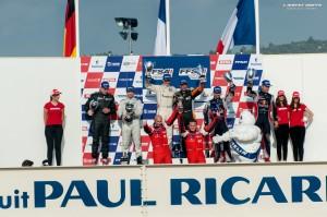 GT Tour 2013 - FFSA GT - podium course 2 - Laurent Briffa