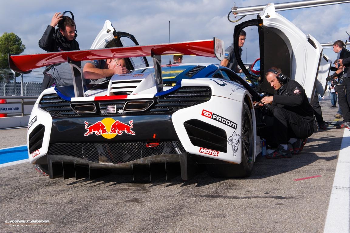 GT TOUR-FFSA GT- Sébastien Loeb-Pit Stop