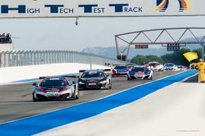 GT Tour 2013 - FFSA GT - Hexis Racing - McLaren MP4-12C - Laurent Briffa