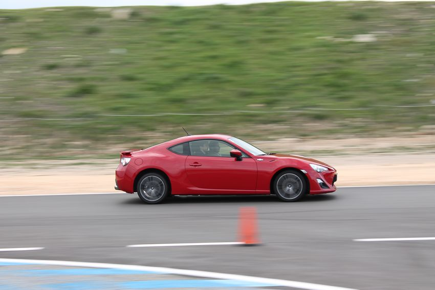 Toyota GT86 driving experience – Drive center Oreca – Circuit du Castellet Paul Ricard HTTT