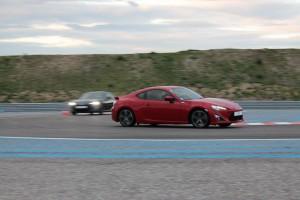 Toyota GT86 driving experience - Drive center Oreca - Circuit du Castellet Paul Ricard HTTT