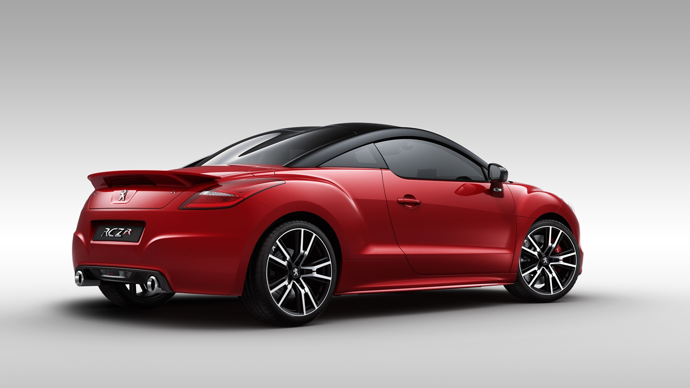 peugeot rcz r l r suffisant. Black Bedroom Furniture Sets. Home Design Ideas