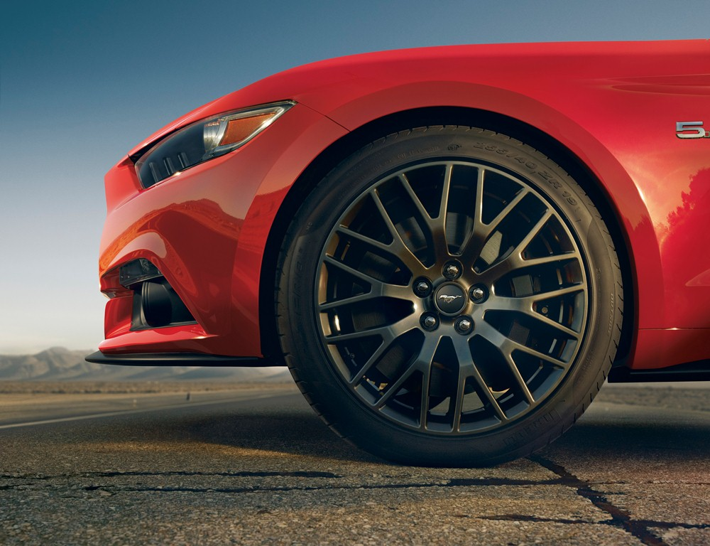 The All-New Ford Mustang GT with Performance Pack