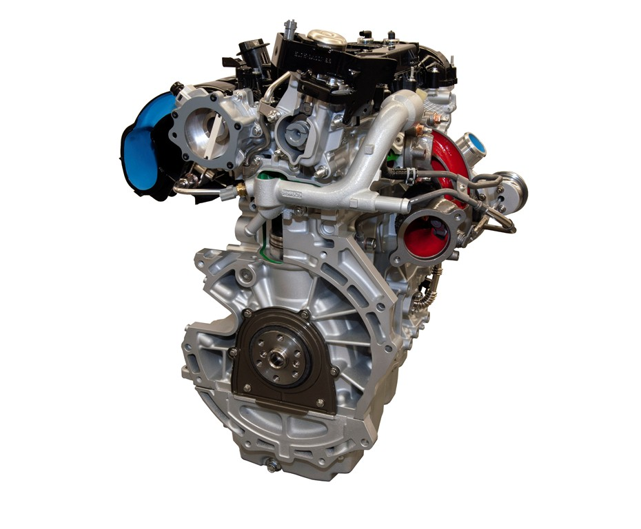New Ford Mustang 2.3 liter EcoBoost
