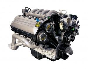 New Ford Mustang 5.0 liter V8
