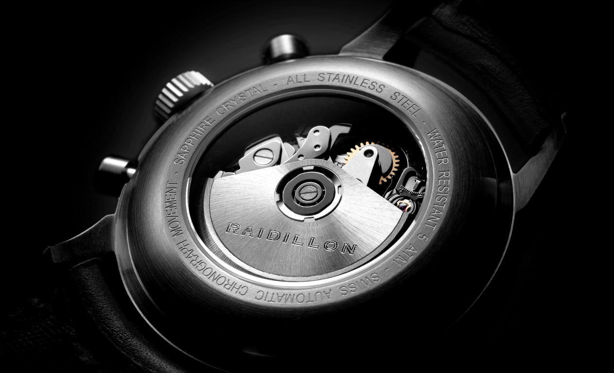 Raidillon Watches
