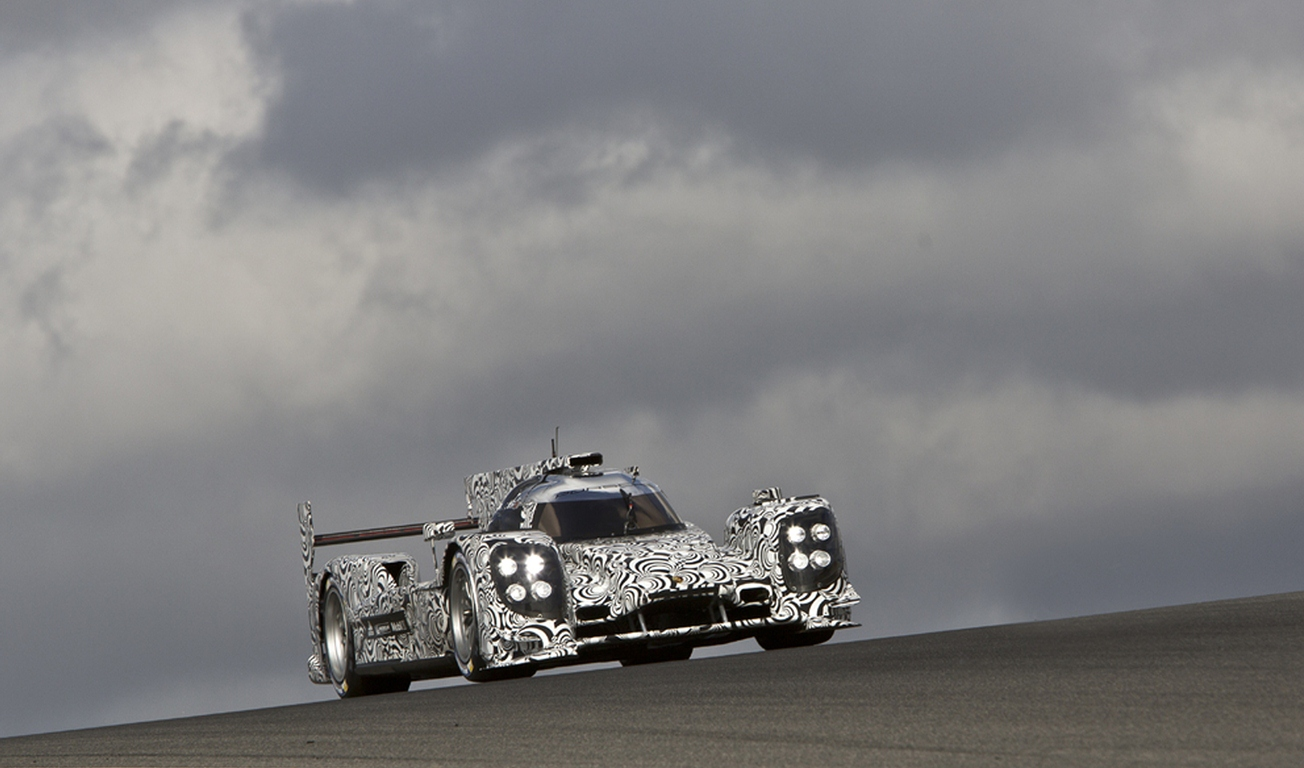 Porsche LMP1 WEC 2014 - Portimão Portugal