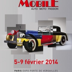 Rétromobile 2014 : save the date du 5 au 9 février