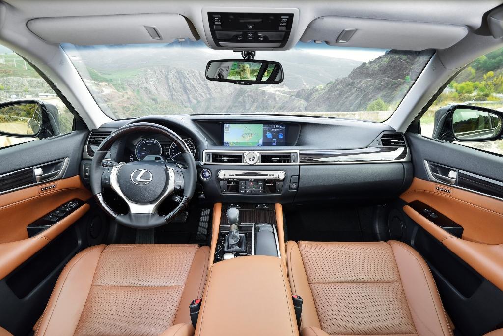 Lexus GS 300h 2014