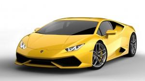 Lamborghini Cabrera - Huracan 2014