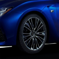 Lexus RC F au Salon de Detroit 2014 ?
