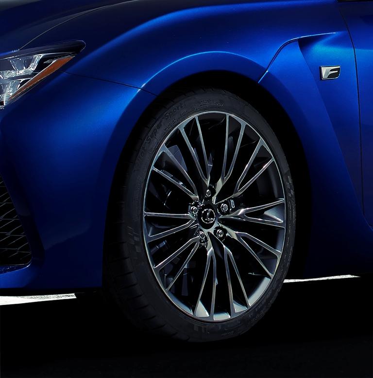Lexus F Detroit 2014 NAIAS