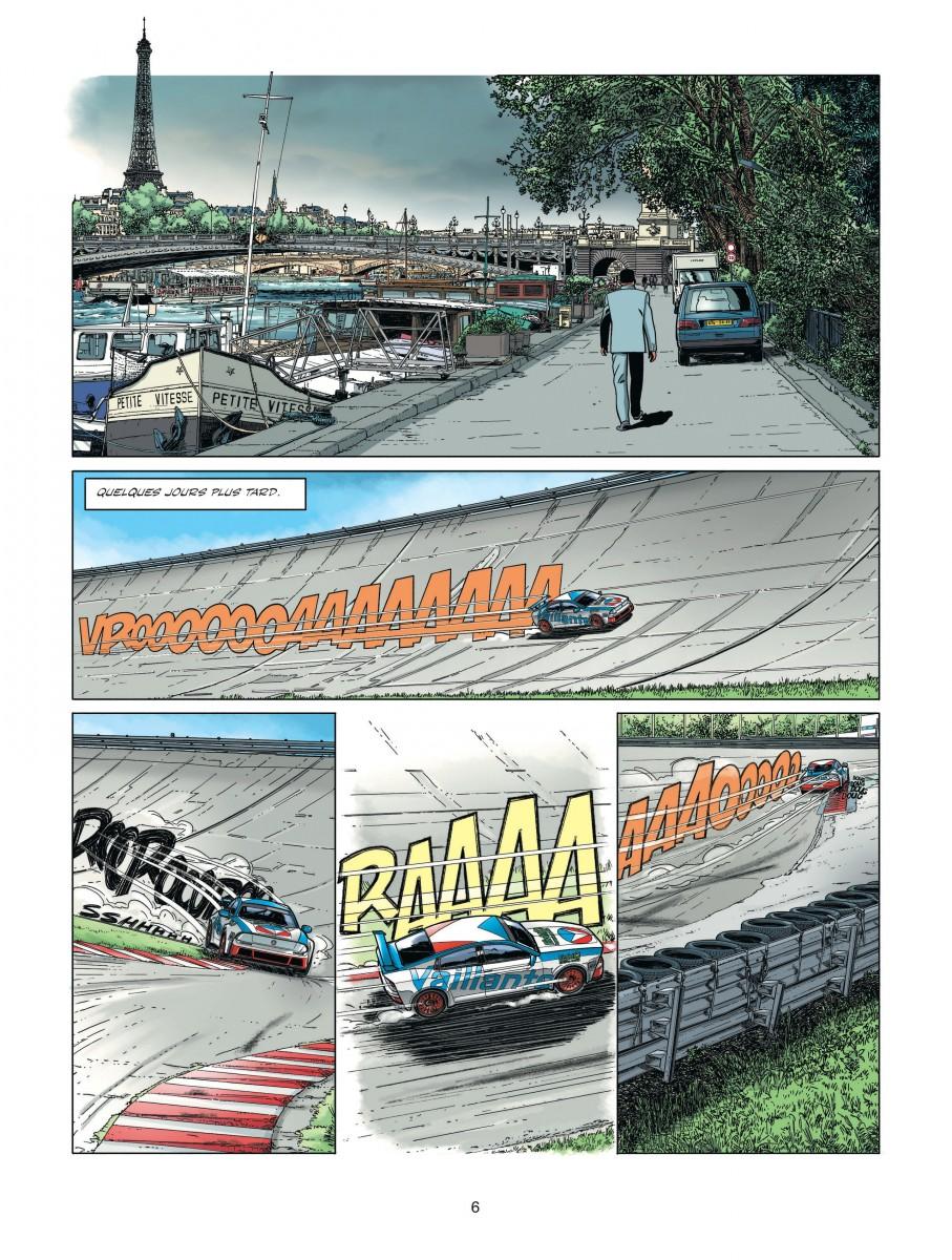 Michel Vaillant Voltage-page6-1200