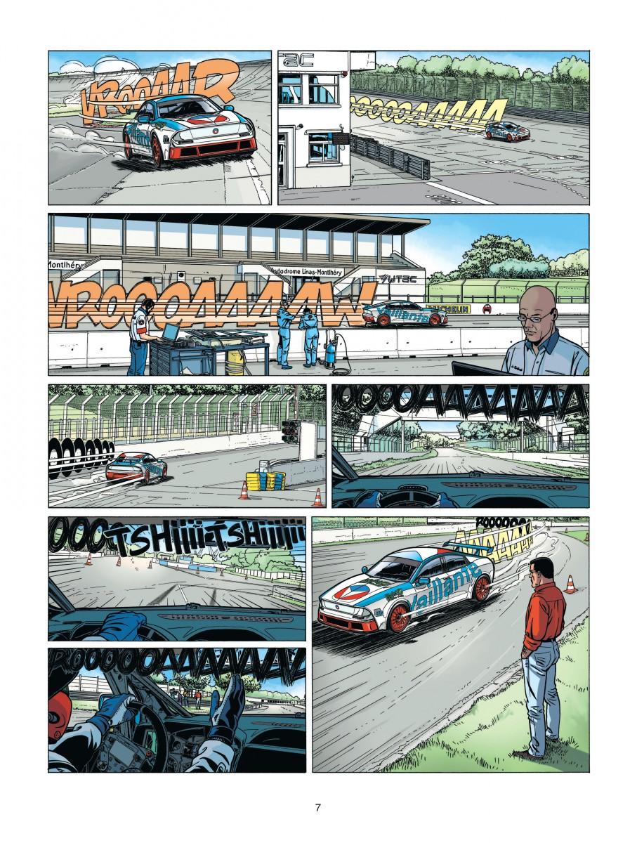 Michel Vaillant Voltage-page7-1200