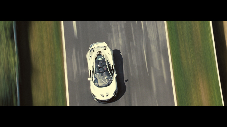 McLaren P1 – Nurburgring Nordschleife 2013
